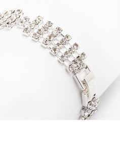 Alloy With Rhinestone Ladies' Bracelets (011033338)