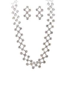 великолепный сплав/Стразы женские Комплекты ювелирных изделий (011027642)