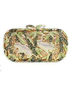 Lovely Sparkling Glitter Clutches/Luxury Clutches (012051328)