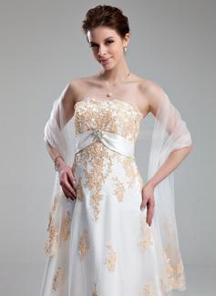 Tule huwelijk Sjaal (013022580)