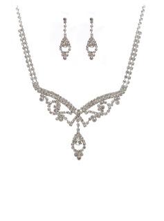 Элегантные сплав/Стразы женские Комплекты ювелирных изделий (011027601)
