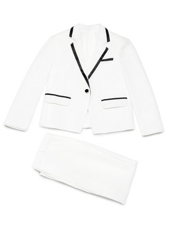 Boys 2 Pieces Elegant Ring Bearer Suits /Page Boy Suits With Jacket Pants (287199755)