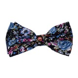 Floral Cotton Bow Tie (200182489)