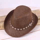 Men's Glamourous Salty Straw Cowboy Hat (196200467)