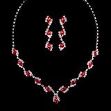прядь Стразы женские Комплекты ювелирных изделий (011040364)