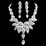 Magnífico Liga/Strass Senhoras Conjuntos de jóias (011026999)