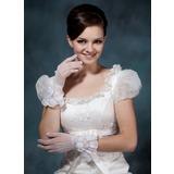 Tule Wrist Lengte Party/Mode Handschoenen/Bruids Handschoenen (014020504)