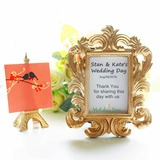 DIY Gold Baroque Photo Frame Wedding Decoration(Sold in a single) (051178594)