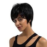 Tout droit Cheveux humains Perruques pour cheveux humains (219179043)