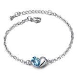 Mode Legering met Crystal Vrouwen Armbanden (011036091)