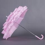 розовый Терилен Свадебные зонты (124037478)