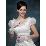 Voile Wrist Lengte Party/Mode Handschoenen/Bruids Handschoenen (014020500)