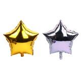 звездочный дизайн воздушный шар (набор из 12) (131057687)