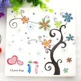 дерево дизайн Обеда салфетки (набор из 20) (011036229)