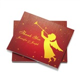 personalisé Style conte de fées Merci des cartes (Lot de 50) (114054956)