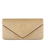 Delicate Polyester Clutches (012199336)