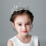 Kids Beautiful Rhinestone/Alloy Tiaras With Rhinestone (Sold in single piece) (042185658)