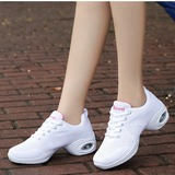 Women's Fabric Sneakers Modern Jazz Sneakers Dance Shoes (053182602)