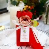 Сладкая любовь Другое картона бумаги Коробочки с Цветы (набор из 20) (050197405)