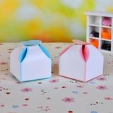 Eenvoudig Cubic Bedank Doosjes (Set van 12) (050040118)