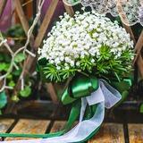 Свободной формы Свадебные букеты - (123198749)