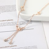 Butterfly Shaped Alloy Women's (Sold in a single piece) (137197215)