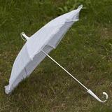 Сладкий Терилен/кружева Свадебные зонты с Вышивка (124036968)