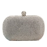 Charming Polyester With Rhinestone Clutches (012053151)