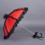 Красивая кружева Свадебные зонты (124032723)