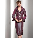 Long Sleeve Taffeta Wrap (013014876)
