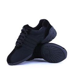 Unisex Lona Tênnis Ténis Sapatos de dança (053018515)