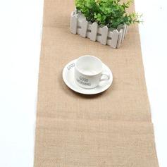 Tafelkleed Linnen (Verkocht in één stuk) Eenvoudig Tafel Middenstuk (128152262)