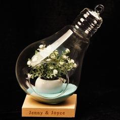 Individualisiert Verzierung Glas Attraktiv Tisch Deko (128070701)