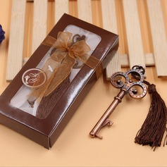 Key To Your Heart Zinc Alloy Bookmarks (Sold in a single piece) (051143591)