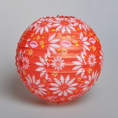 Candela lanterna Carta Multiplacolori/Rotondo Lanterne Decorazioni matrimonio (131075190)