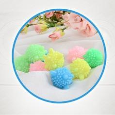 смола Шайба для мытья шаров для мытья рук Хранение Прачечная Мягкая свежая стиральная машина Сушилка для умягчения ткани (набор из 10) Персонализированные Подарки (129140527)