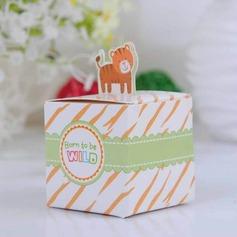 Mooie Tijger Cubic Bedank Doosjes (Set van 12) (050024307)