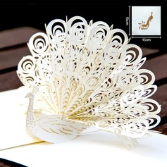художественный стиль Боковой складкой поздравительные открытки/ответ карты/Спасибо карты (114205144)