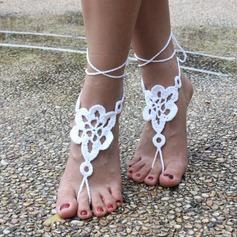 Кружева Ноги Ювелирные изделия (Продается в виде единой детали) (107122420)
