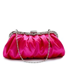 Charming Silk Clutches (012005559)