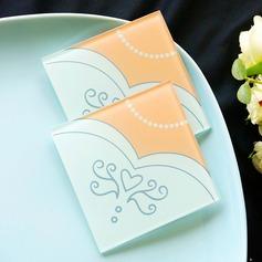 Bridal Gown Design coaster(set of 2pcs) (051146446)