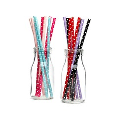 High quality paper Straws (Set of 25) (051036762)