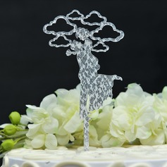 Г-н & Mrs/Любовь сладкий акрил Фигурки для торта (119156989)