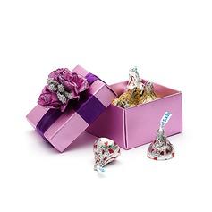 Clásico Cuboidea Cajas de regalos con Flores (Juego de 12) (050039702)