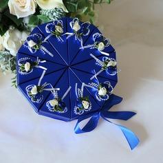 Сладкая любовь Корень картона бумаги Коробочки с Цветы (набор из 10) (050200877)