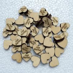 Projeto do coração Lovely De madeira Acessórios decorativos (131124909)
