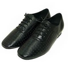 Мужская Натуральня кожа Практика Обувь для танцев (053013477)