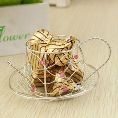 Lovely Muistolaatikot/Cupcake Laatikot jossa Nauhat (Sarja 12) (050032563)