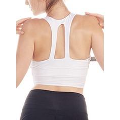 Женщины Одежда для танцев Спандекс нейлон Йога Практика Балетное трико (115168361)
