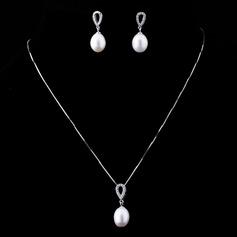 Bijoux beau Pearl argent sterling Cadeaux (129166777)